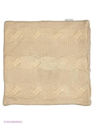 Подушка PRIVIUM. Цвет: золотистый