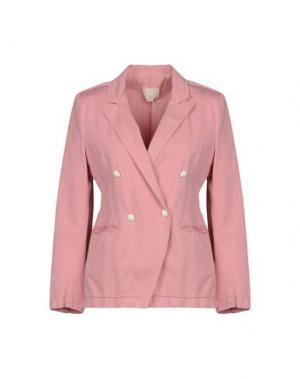Пиджак BAND OF OUTSIDERS. Цвет: розовый