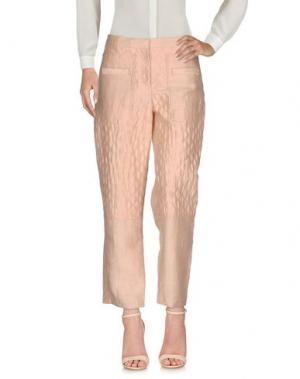 Повседневные брюки CHRISTIAN WIJNANTS. Цвет: розовый