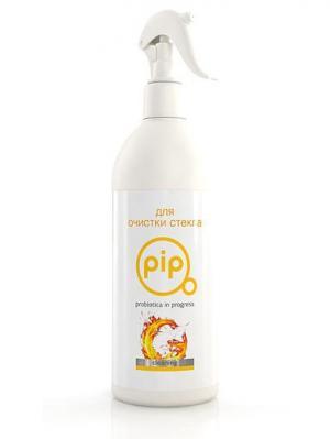 Экологичное средство PiP Для очистки стекла, 500 мл. Цвет: белый