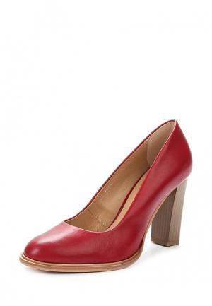 Туфли Shoobootique. Цвет: красный