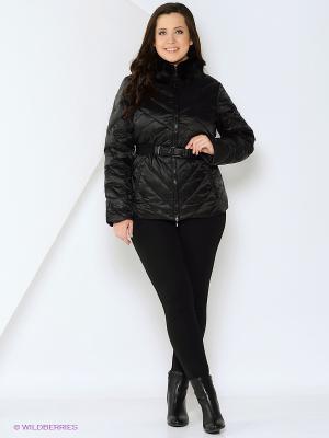 Куртка Oltre. Цвет: черный