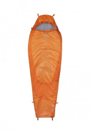 Спальный мешок Novatour. Цвет: оранжевый