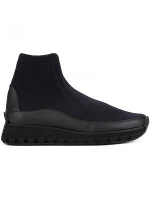 Padi sneakers Rombaut. Цвет: чёрный