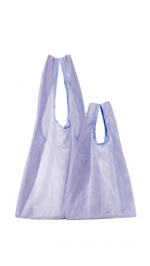 Набор сумок из сетчатой ткани BAGGU