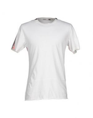 Футболка BULK. Цвет: белый