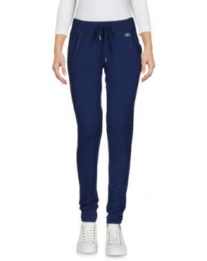 Повседневные брюки MET MIAMI COCKTAIL. Цвет: темно-синий