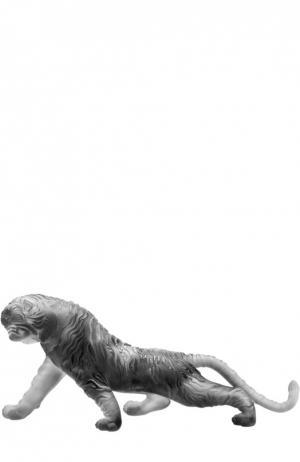 Скульптура Bengal Tigre Daum. Цвет: бесцветный
