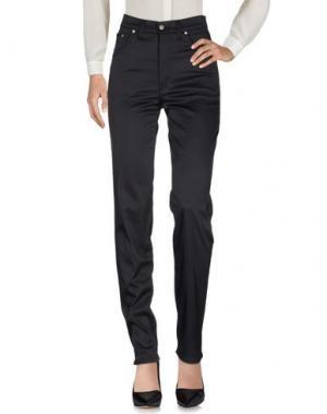 Повседневные брюки LAURA BIAGIOTTI. Цвет: черный