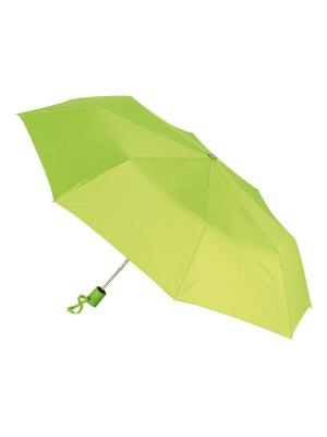 Зонт складной Дерево Счастья. Цвет: зеленый