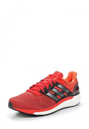 Кроссовки adidas. Цвет: оранжевый