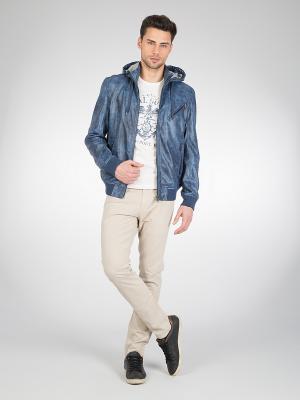 Куртка Colin's. Цвет: индиго