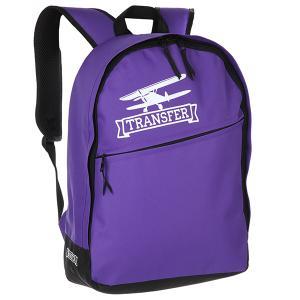 Рюкзак городской  Daily Фиолетовый Transfer. Цвет: фиолетовый