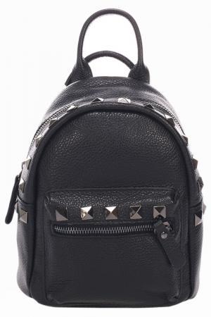 Backpack Massimo castelli. Цвет: black