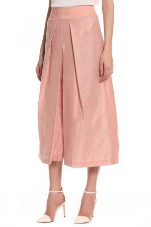 Юбка Oblique. Цвет: персиковый