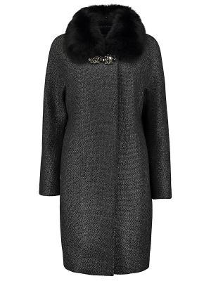 Пальто Atelier GX. Цвет: серый