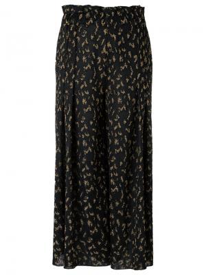 Knit trousers Gig. Цвет: чёрный