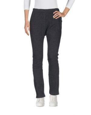 Повседневные брюки CROSSLEY. Цвет: стальной серый