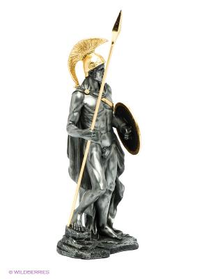 Статуэтка Арес - Бог Войны Veronese. Цвет: темно-серый, золотистый