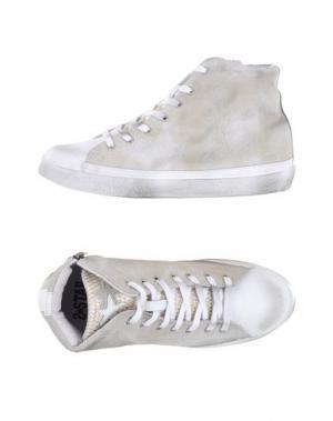 Высокие кеды и кроссовки 2STAR. Цвет: светло-серый