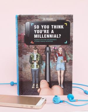 Books Книга So You Think Youre a Millennial. Цвет: мульти