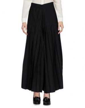 Повседневные брюки ALPHA MASSIMO REBECCHI. Цвет: черный
