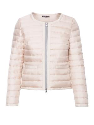 Куртка APART. Цвет: персиковый
