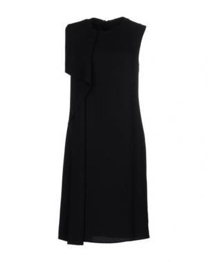 Платье до колена JASON WU. Цвет: черный