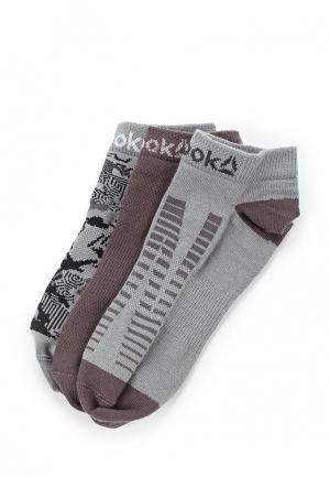 Комплект Reebok. Цвет: разноцветный