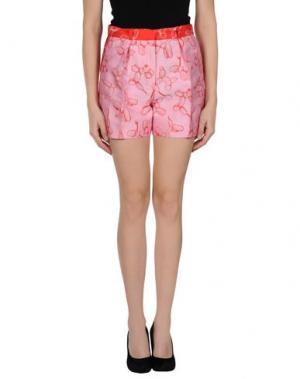 Повседневные шорты OSTWALD HELGASON. Цвет: розовый