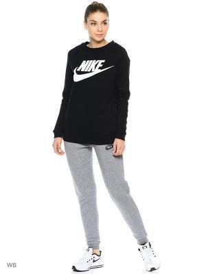 Свитшот W NSW RALLY CRW GX1 Nike. Цвет: черный