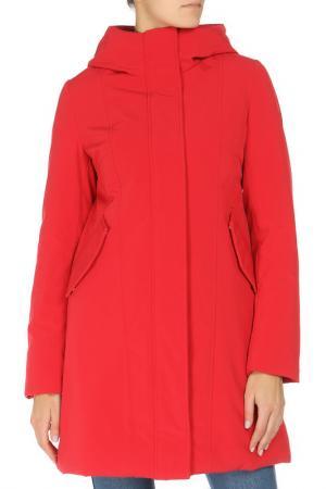 Куртка UP TO BE. Цвет: красный