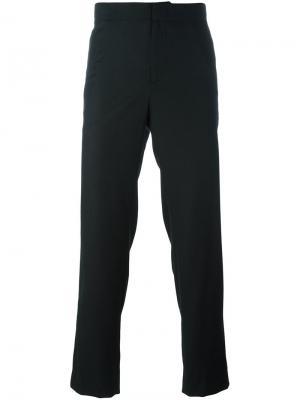 Свободные брюки Wooyoungmi. Цвет: чёрный