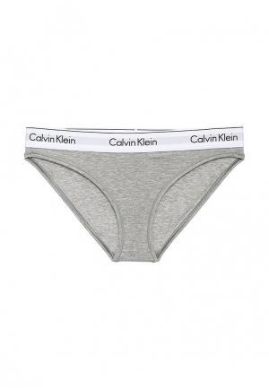 Трусы Calvin Klein Underwear. Цвет: серый