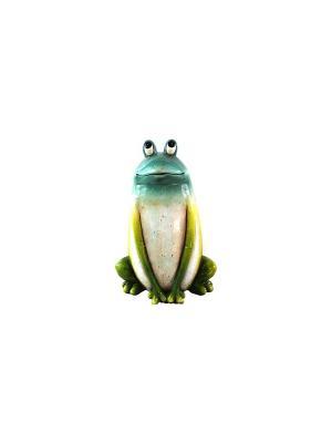 Садовая фигура - Лягушонок Marquis. Цвет: бежевый, кремовый