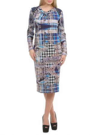 Платье Татра LESYA. Цвет: мультицвет