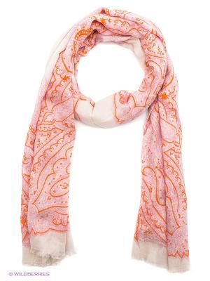 Платок FRAAS. Цвет: оранжевый, розовый