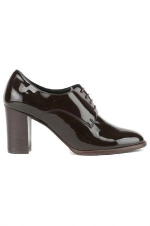 Туфли Gianmarco Benatti. Цвет: коричневый
