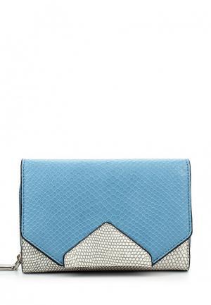 Кошелек Parfois. Цвет: голубой