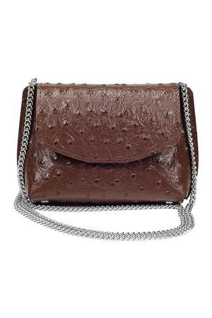 Bag ALMINI MILANO. Цвет: brown