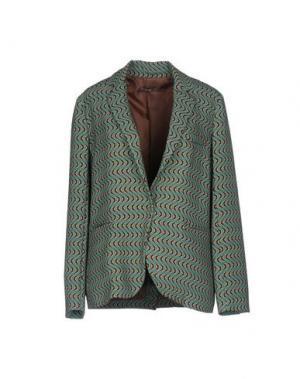 Пиджак DIXIE. Цвет: светло-зеленый