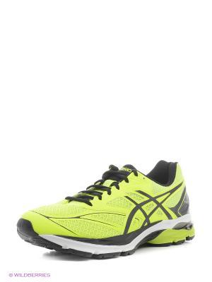 Спортивная обувь GEL-PULSE 8 ASICS. Цвет: желтый, черный