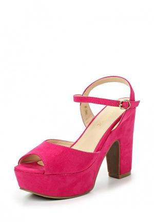 Босоножки Diamantique. Цвет: розовый