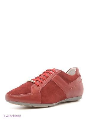 Ботинки Franco Bellucci. Цвет: красный