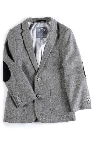 Пиджак Appaman. Цвет: серый