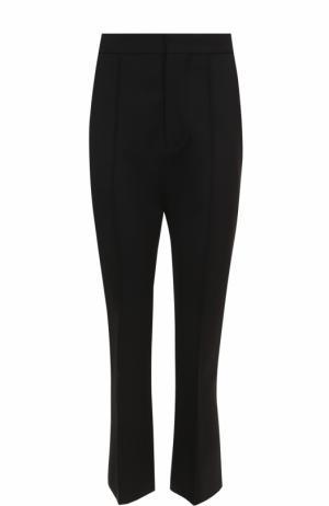 Укороченные расклешенные брюки Marni. Цвет: черный