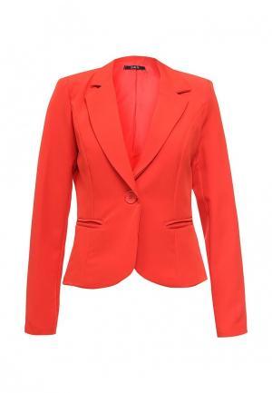 Пиджак Aurora Firenze. Цвет: красный