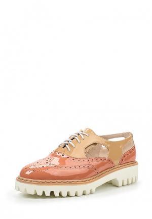 Ботинки Makfine. Цвет: розовый