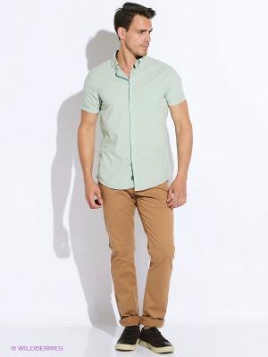 Рубашка Catbalou. Цвет: светло-зеленый