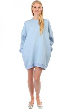 Платье  Dress Butterfly Light Blue Emblem. Цвет: голубой